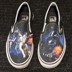 Vans Starwars May the force be with you Collection